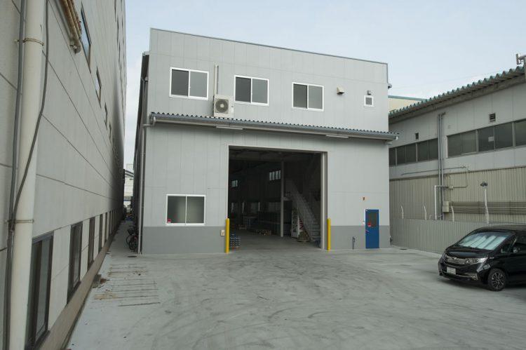 第三工場外観