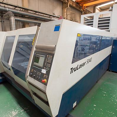 トルンプ社製 TruLaser 5040